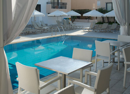 Luxury Facilities in Ayia Napa Hotel, Cyprus